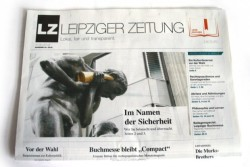 Leipziger Zeitung, Ausgabe 29 vom 11. März 2016. Foto: Ralf Julke