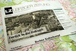 Leipziger Zeitung Nr. 53: Zurück in die Zukunft. Foto: Ralf Julke