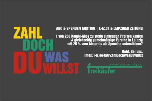 Die Sommer-Auktion der LZ & L-IZ.de.