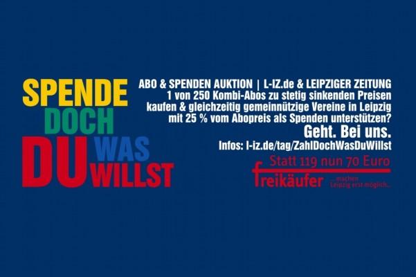 Die Sommer-Auktion der LZ & der L-IZ.de (EINFACH KLICKEN)