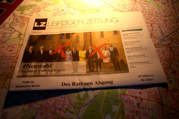 Leipziger Zeitung Nr. 48 im Oktober 2017