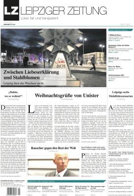 Das Titelblatt der LZ November 2017. Screen PDF (zum Vergrößern klicken)